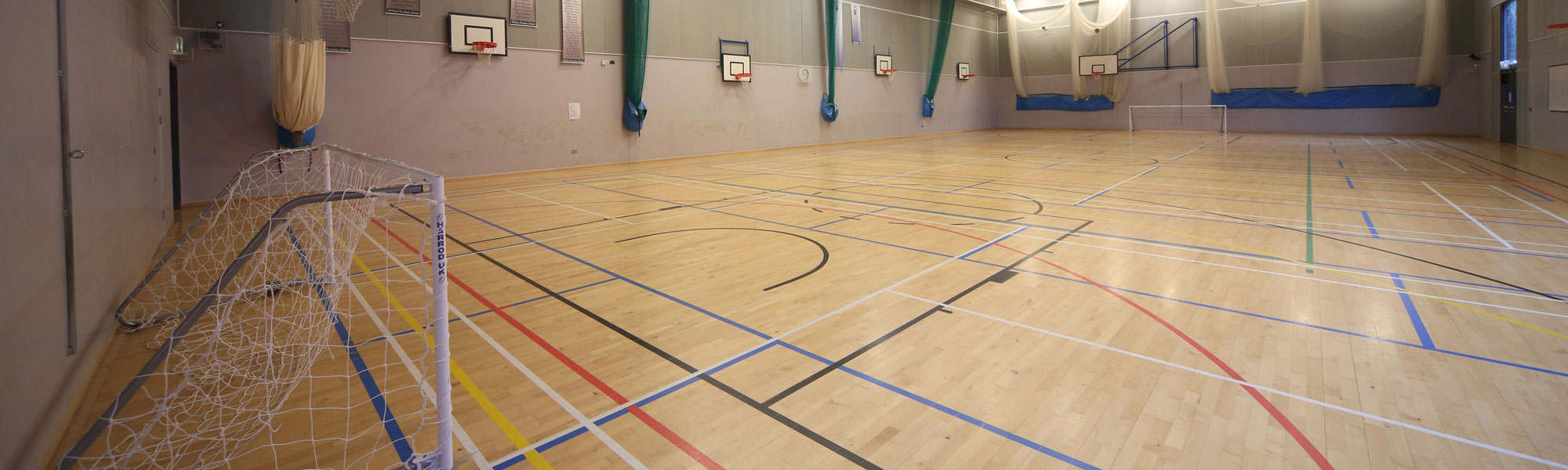 William Brookes School sportshall
