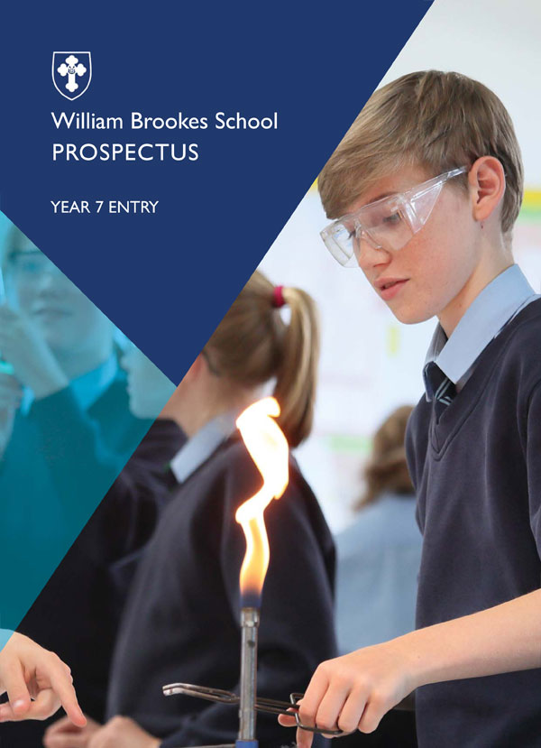 William Brookes School Prospectus