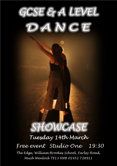 A Level Dance Showcase