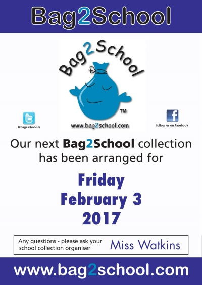 Bag2School Fundraiser 2017
