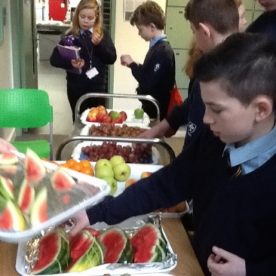Healthy Eating Day - Friday 19th January 2018