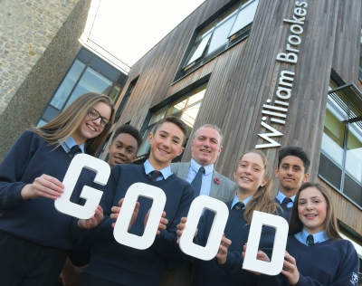 It's Official: We're rated GOOD by Ofsted