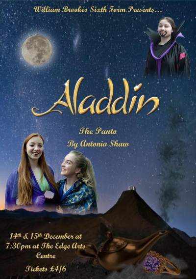Sixth Form Panto on the horizon
