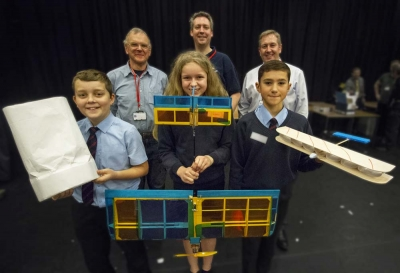 STEM Challenge takes flight