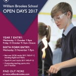 WBS OPEN DAYS 2017