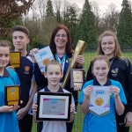 William Brookes School wins prestigious national school sport accolade