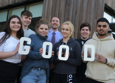 WBS Sixth Form rated GOOD by Ofsted