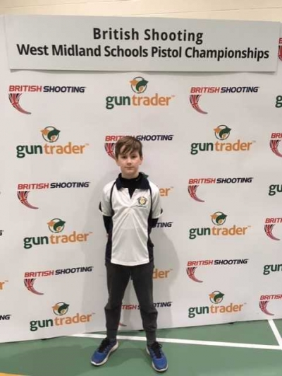 West Midlands Pistol Shooting Championships